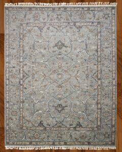 Sofia 8ft x 10ft Hand Knotted Premium Wool Persian Carpet